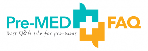 Premed FAQ Logo